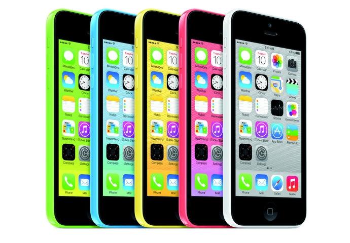 苹果去年推出的新款手机 iphone 5C 也获得了 iF 设计金奖