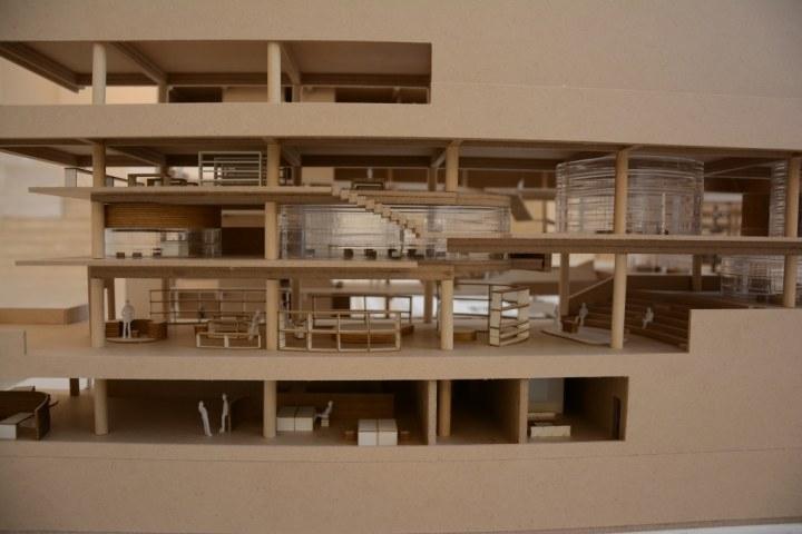2014央美建筑学院毕业设计