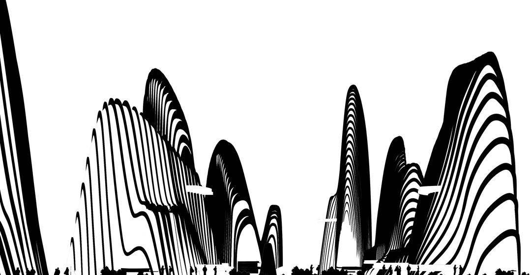 南京证大喜玛拉雅中心