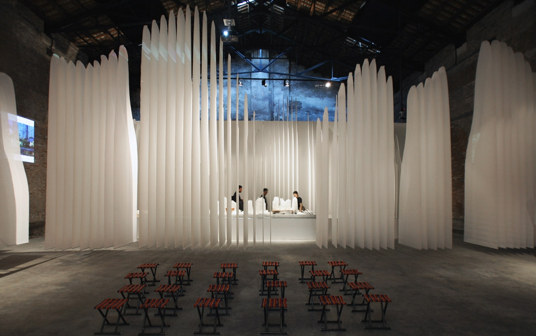 MAD在威尼斯双年展的项目展出