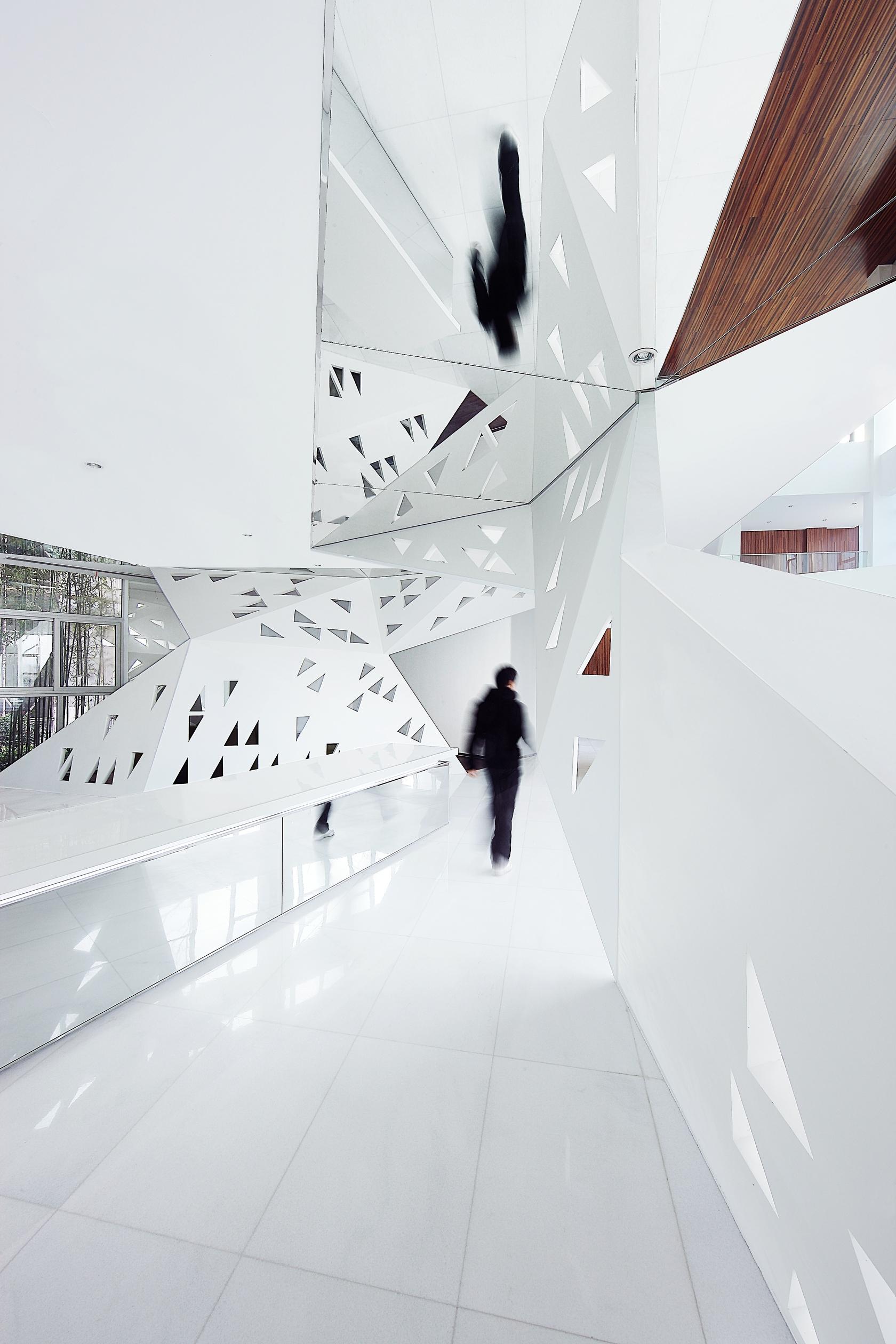 艺术馆咖啡厅