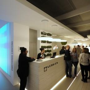 Light + Building 2014 Frankfurt – Leds-C4