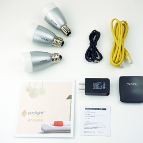 Yeelink的LED智能照明技术
