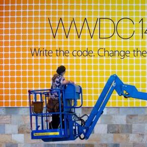 苹果十几年WWDC大会会场布置及视觉设计