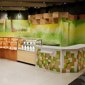 YUME MARCHE农场专供食品零售店设计