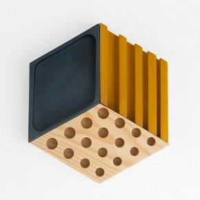 菱形小物件:简单实用的设计思维