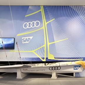 2012汉诺威 CeBit 展 – SAP 展台