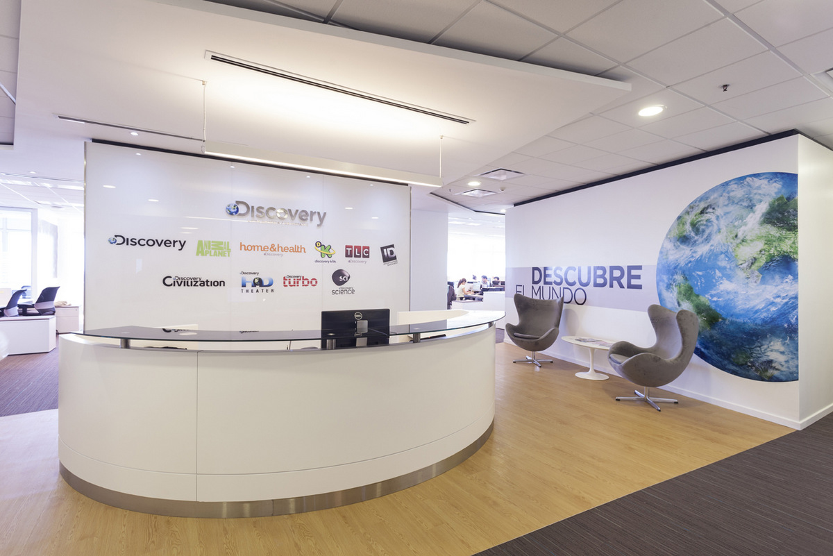 Discovery Networks' Buenos Aires Offices