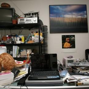 向艺术家学习如何打造高逼格办公桌