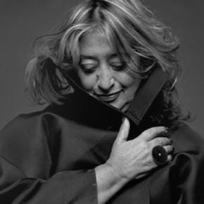 """建筑界""""女魔头""""——Zaha Hadid"""
