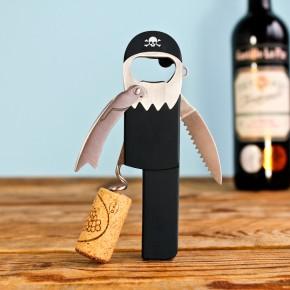 """""""与味道有关的设计""""系列之②——侍酒师最喜欢的""""海盗""""开瓶器"""