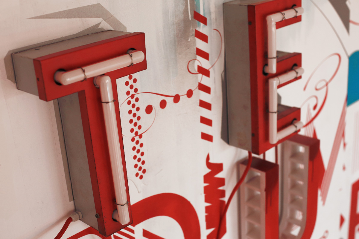 实录:一个动感logo墙的制作过程