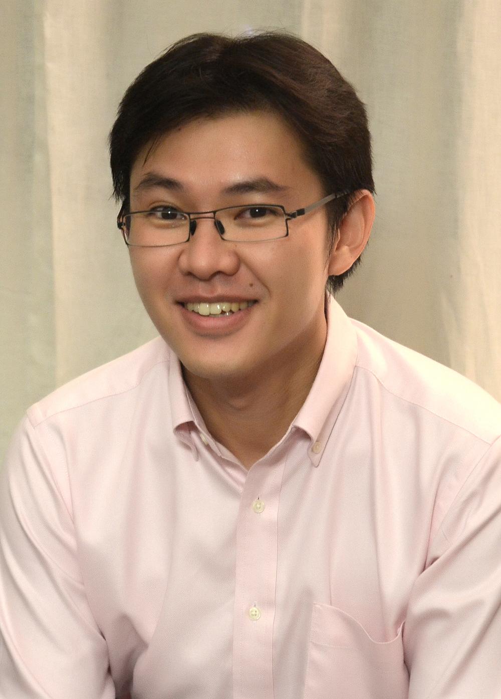 2014北京国际灯光节策划人叶伟德