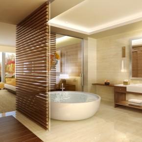 从设计角度看APEC峰会系列之③:奢华的雁栖湖精品酒店