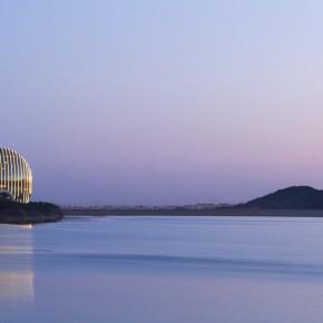 从设计角度看APEC峰会系列之①:日出东方凯宾斯基酒店