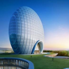 从设计角度看APEC峰会系列之④:APEC峰会酒店由哪家公司设计