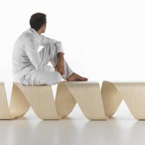 DNA板凳:酒店和公共场所的理想选择