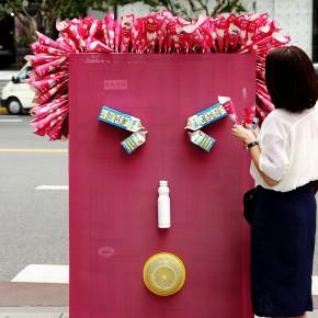 """上海设计之都活动周最萌创意——给街头电箱做""""造型"""""""