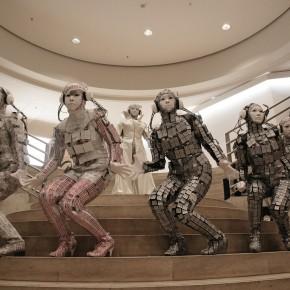 2014东京设计周的那些超级机器人
