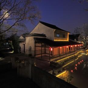 照明设计的故事之——绍兴大禹·开元酒店