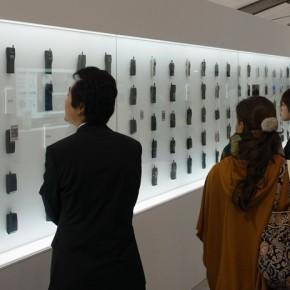 [设计·视界]东京设计周:DoCoMo手机设计展