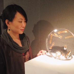 设计或许可以赋予玻璃新的价值——专访玻璃艺术家朱丽越