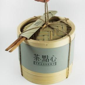 茶·點心:可以外带的早茶包装设计
