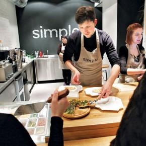 乌克兰最有格调西餐厅Simple从无到有的过程