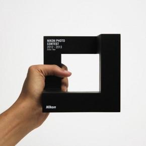 从细节中找灵感:Nikon摄影大赛奖杯设计