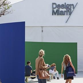 2014迈阿密艺术设计展新亮点|Design Miami 2014