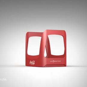 未来的可口可乐搬运箱子会是什么样子的?