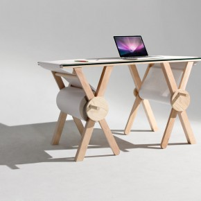 转动记忆的桌子