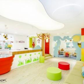 比游乐园还好玩的儿童牙科诊所