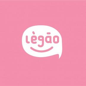乐高幼儿园Logo设计