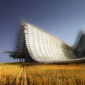 2015米兰世博会展馆设计——中国馆