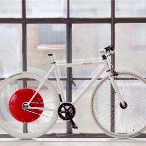 哥本哈根车轮开启你的智能骑行之旅