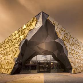"""用""""金砖""""堆砌的建筑:荷兰的黄金交易市场"""