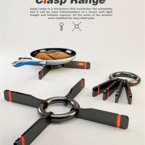 Clasp Range便携电磁炉