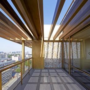 AS+GG建筑设计事务所两项目获城市信托奖