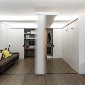 微房屋的最新成果——5合1公寓
