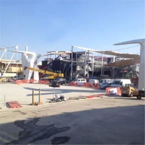 米兰世博会多数展馆仍未完工