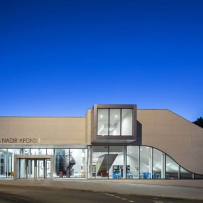 Architizer A+奖:2015最佳博物馆设计