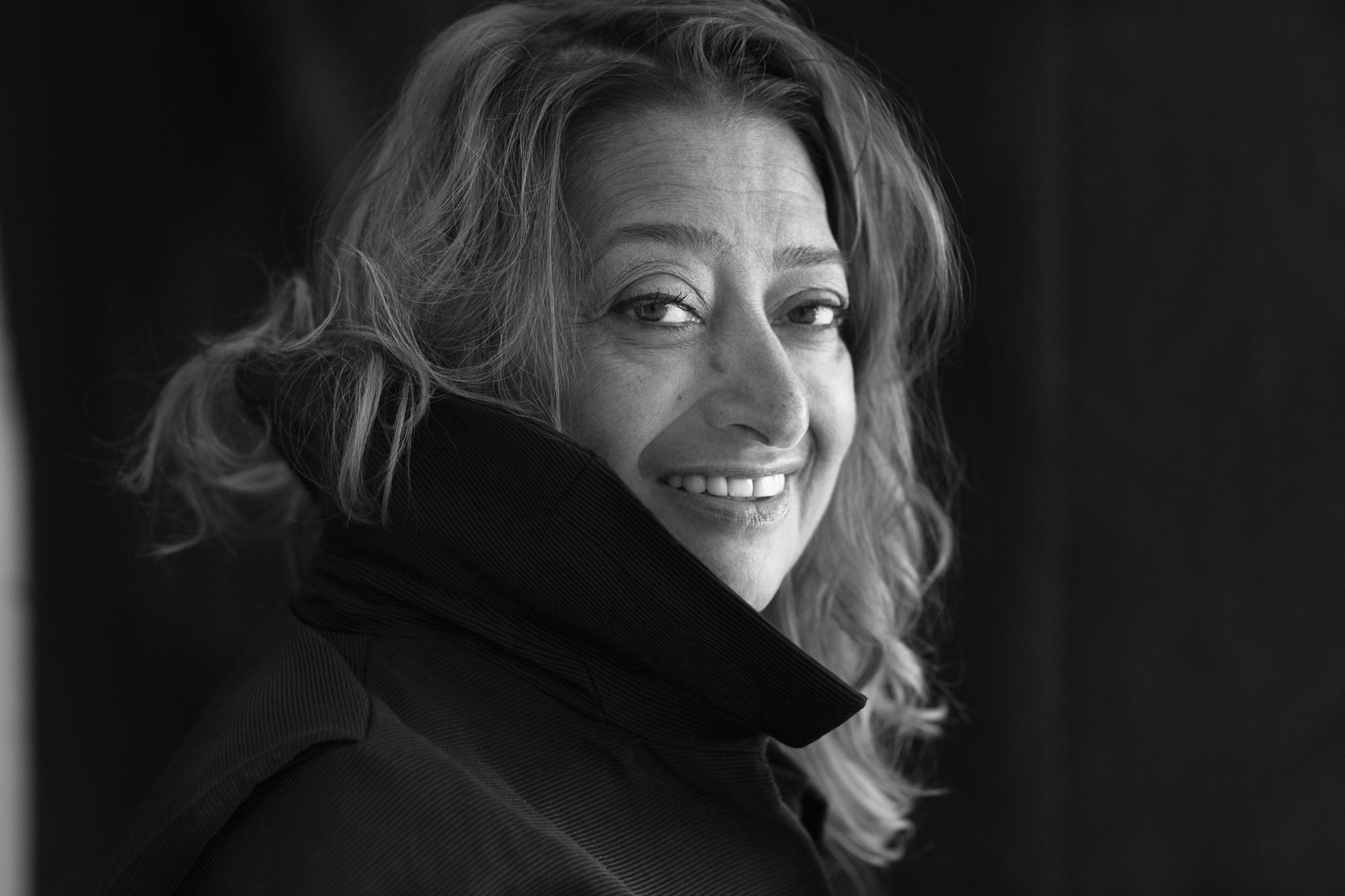 Zaha Hadid by Brigitte Lacombe022