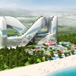 2018年平昌冬奥会酒店设计揭晓