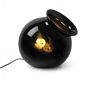 烧黑了的锅都能被设想成灯罩
