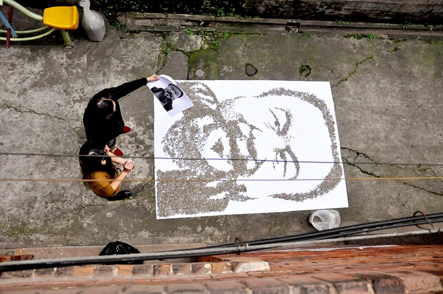 Red Hong Yi-Ai Weiwei-portrait-hisheji (3)