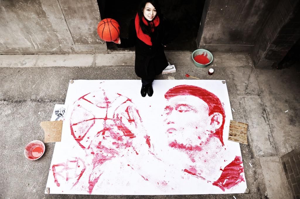 Red-Yao Ming-hisheji
