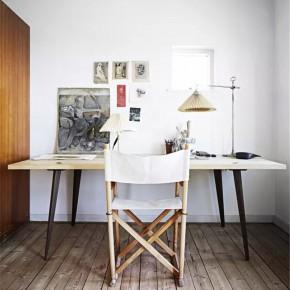 斗榫合缝,温文尔雅的Timber桌
