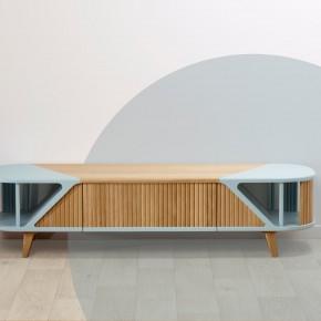 可调节的Latitude系列家具