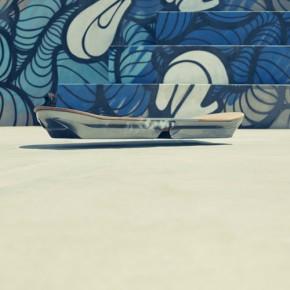 雷克萨斯正式发布了其超酷的磁悬浮滑板